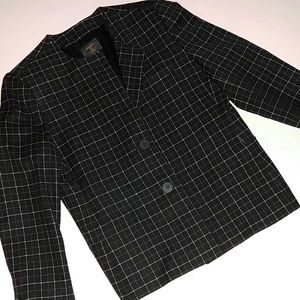 Charter Club 100% Virgin Wool Blazer 14